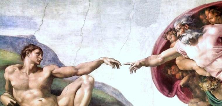 adam god finger